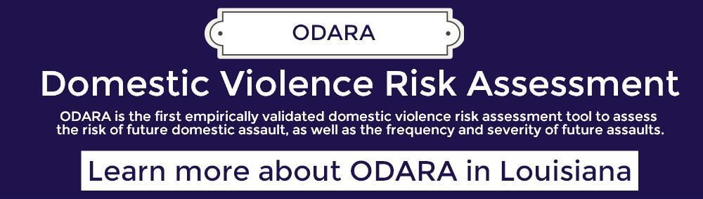 LCADV Bring an ODARA training to your community.