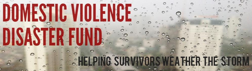 LCADV Domestic Violence Disaster Fund - Learn More